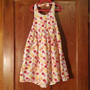 Gymboree Apples Halter Dress